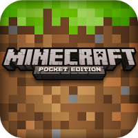 1.    Minecraft - Pocket Edition