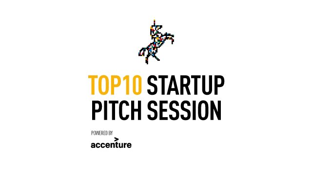 Top 10 startup pitch session