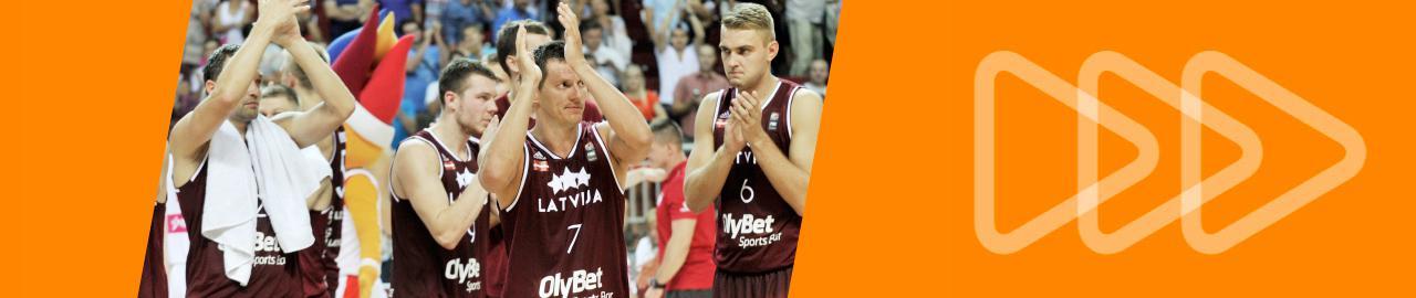 Latvijas basketbola izlases sagatavošanās posms