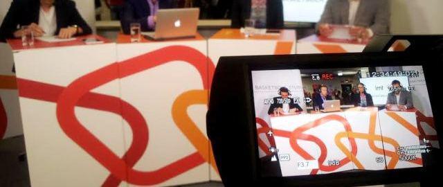 #EuroBasket2015 studijas