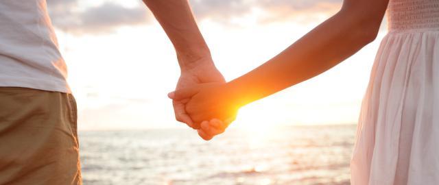No iepazīšanās līdz laulībām