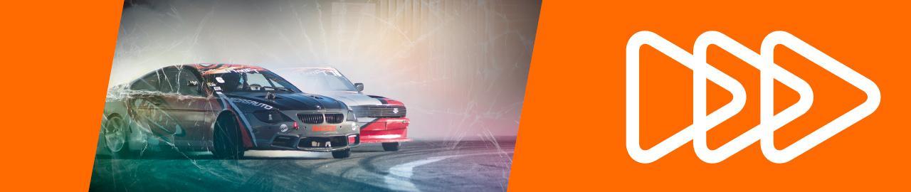 Latvijas drifta sezonas atklāšana 2016