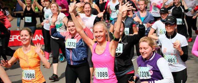 Sieviešu skrējiens 2016
