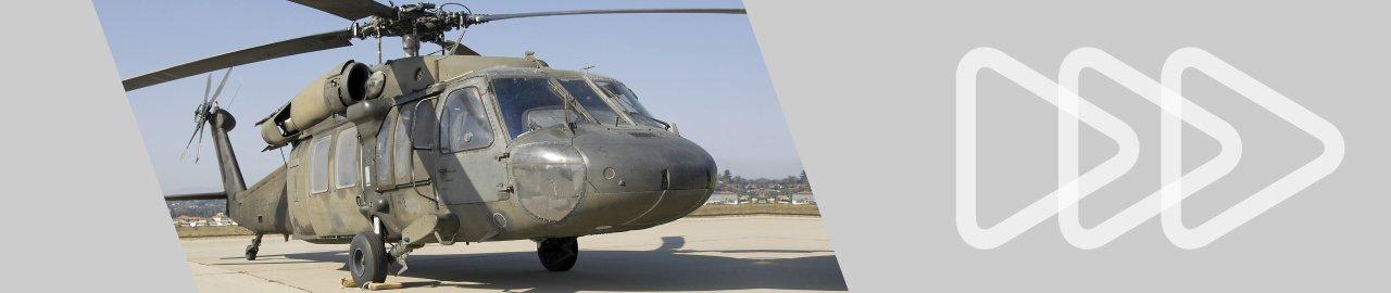 ASV helikopteru ierašanās Latvijā