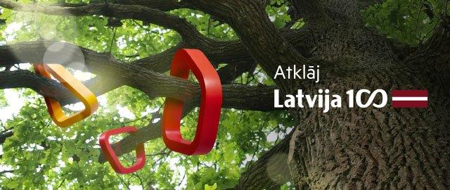 Atklāj Latvija100