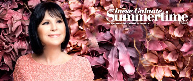 Summertime – aicina Inese Galante 2017