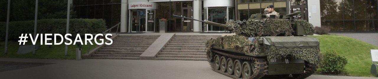 Militāro drošības inovāciju demonstrēšana
