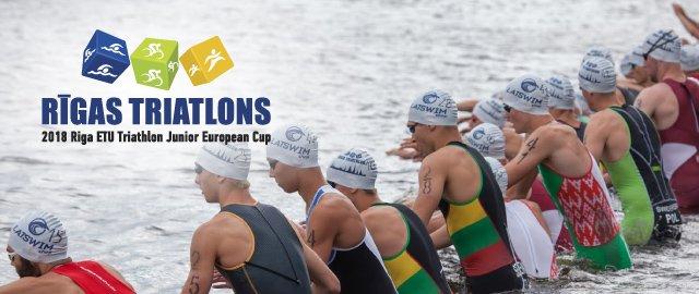 Rīgas Triatlons 2018