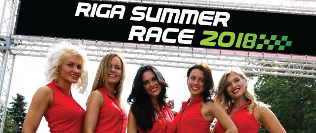 Riga Summer Race 2018
