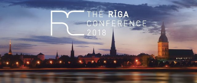The Rīga Conference 2018