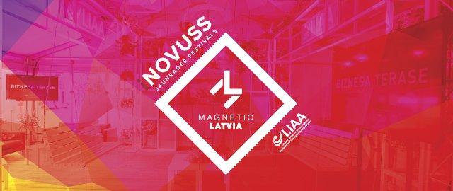 iNOVUSS Magnetic Latvia skatuve