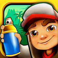 9.    Subway Surfers